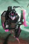 Transformers - SDCC cover
