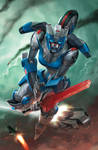 MTMTE - SDCC cover