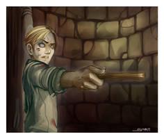 -Trembling- 'HP SPOILER sorta'