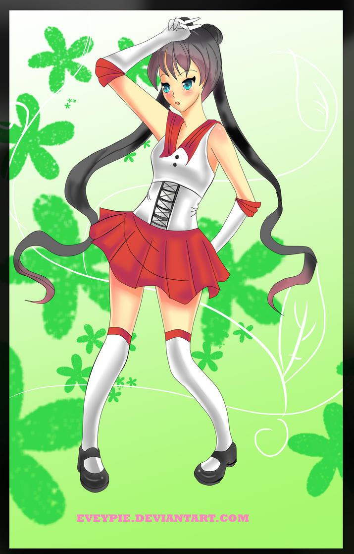 Sailor Punk by Eveypie