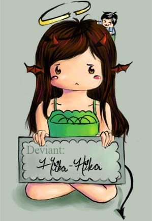 .Hika's ID. by hika-hika