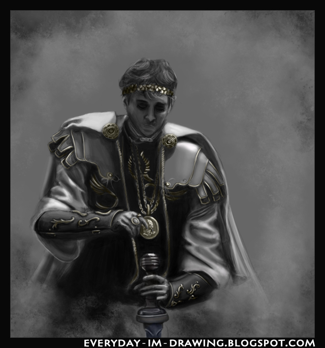 Cesar Commodus by VanANtY on DeviantArt