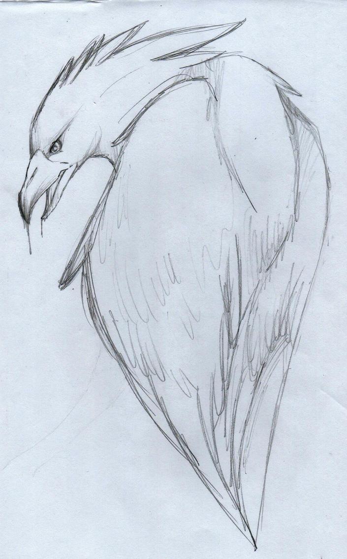 Bird of Prey by ZacharyWolf