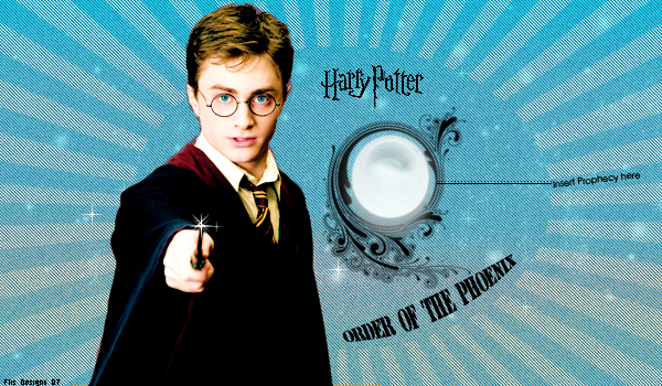 Harry Potter OotP by flisdesigns