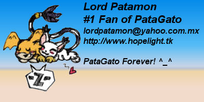 LordPatamon's Profile Picture