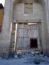 Bukhara by Saltik