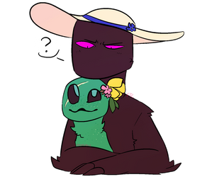 bumbling bees by Glassfeatherss
