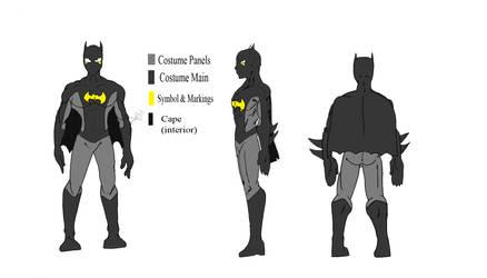 Amazing Bat-Man by ShadetheMystic