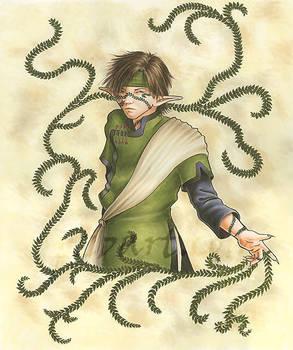 Green-eyed Monster - color