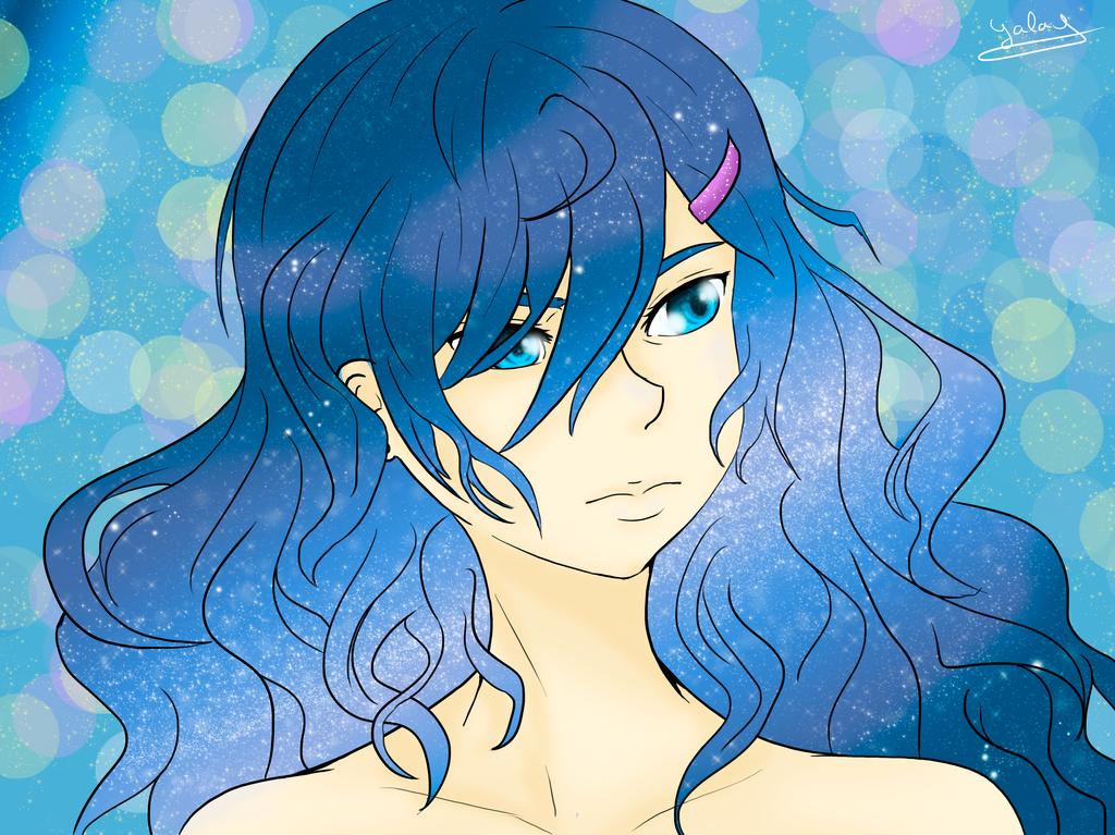 Girl Star Anime by Yala-chan