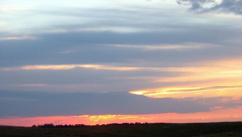 Sunset-2 by Juliabur