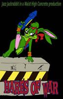 Jazz Jackrabbit - Hares of War by SkunkShampoo