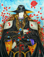 Vampire Hunter D Resurrection (Celebration!) by Amethyst-Phoenixx