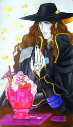 Ice-cream Pleasure! by Amethyst-Phoenixx