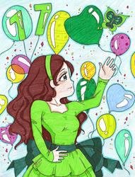 Happy 17th Birthday DeviantArt! by Amethyst-Phoenixx