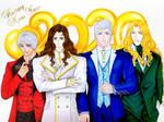 Happy New Year 2020! (^_^) by Amethyst-Phoenixx