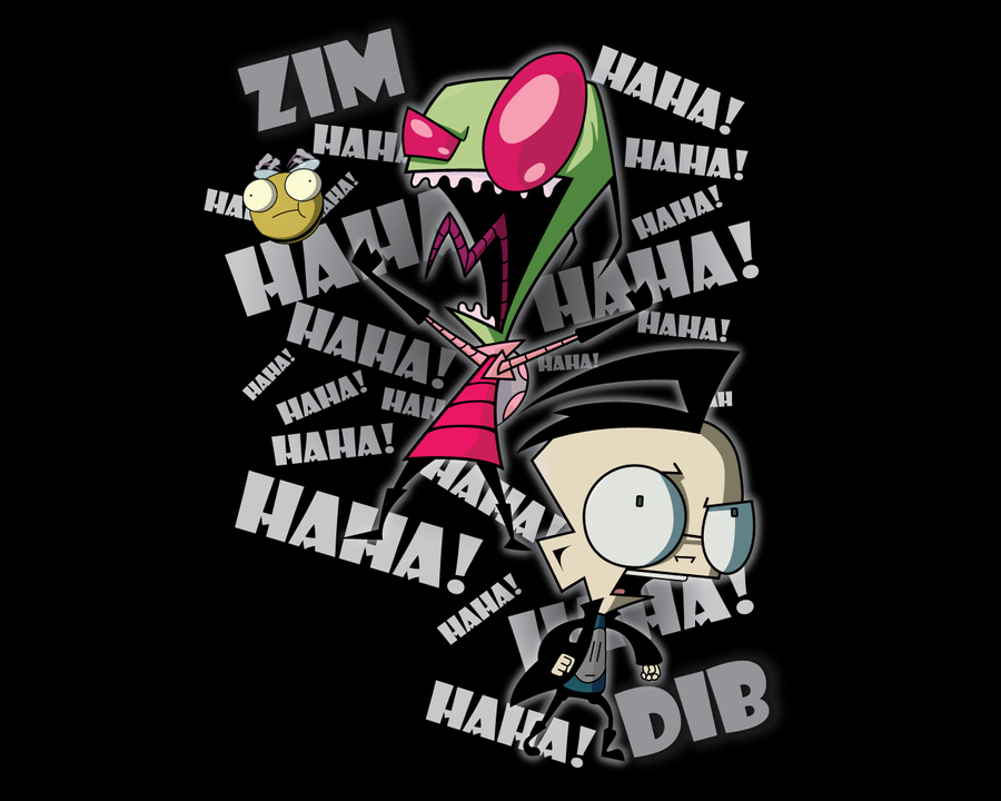 invader zim wallpaper. Invader Zim 12801024 Wallpaper