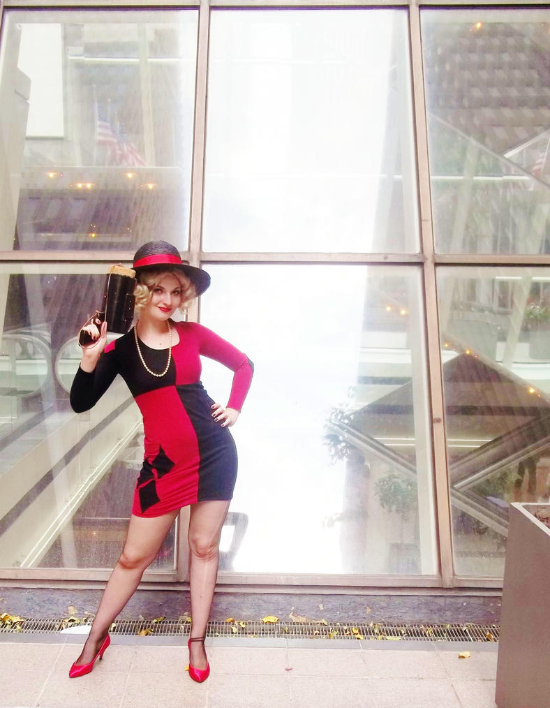 DC 11 - Shoppin' in Gotham by aXkosplay
