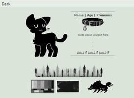 Dark | Coding | Non-core | F2U by Elixiri
