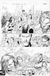 Dark Avenger X-Men Utopia