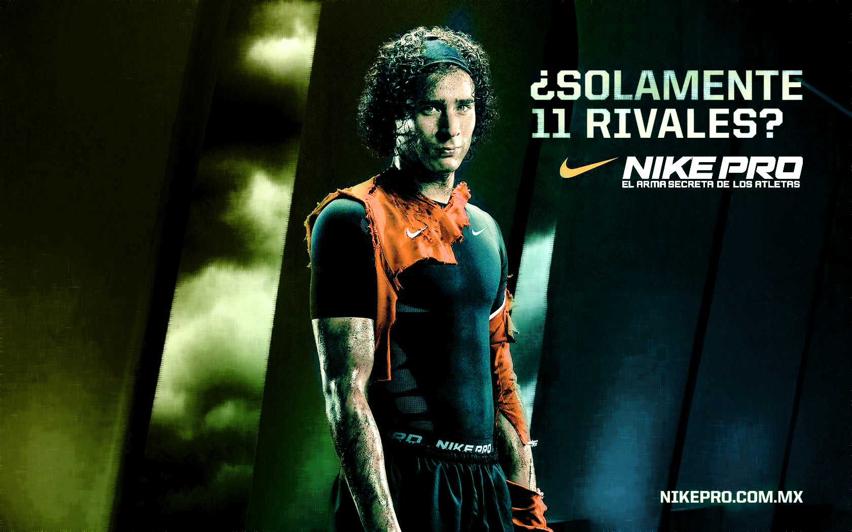 powerade wallpaper guillermo ochoa - photo #23