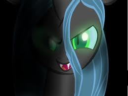 Changeling Queen - Chrysalis by Changelling