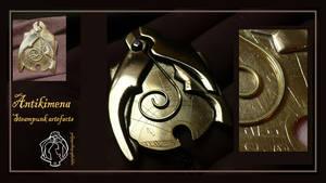 Steampunk pendant nb4