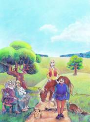 Oldtimers by dragonladych