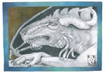 Dragon Gold by dragonladych