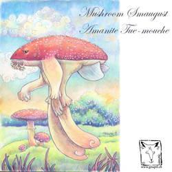 Amanite Mushroom Smaugust