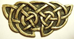 Celtic knotwork 1 by dragonladych