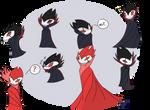 Grimm doodles