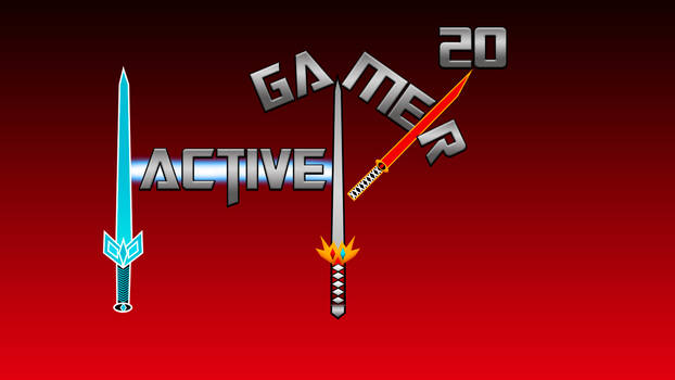 ActiveGamer's 20th Birthday Banner