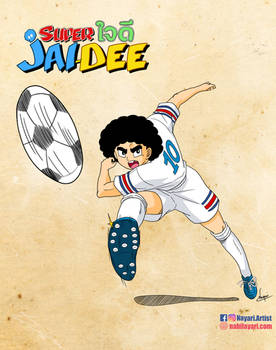 What if Jai-dee was Captain Tsubasa!