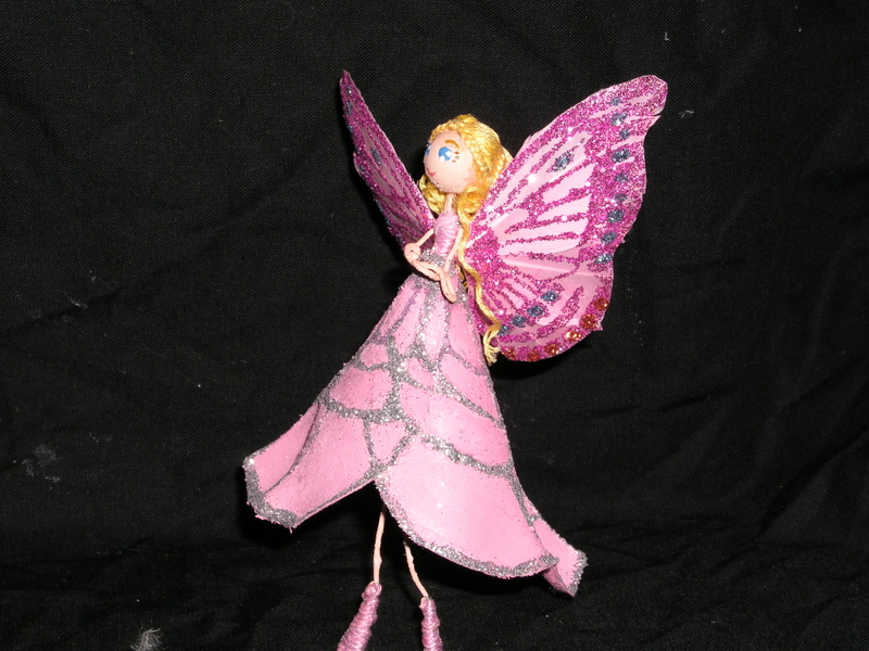 Glinda the glitter fairy by sicktwistedfork