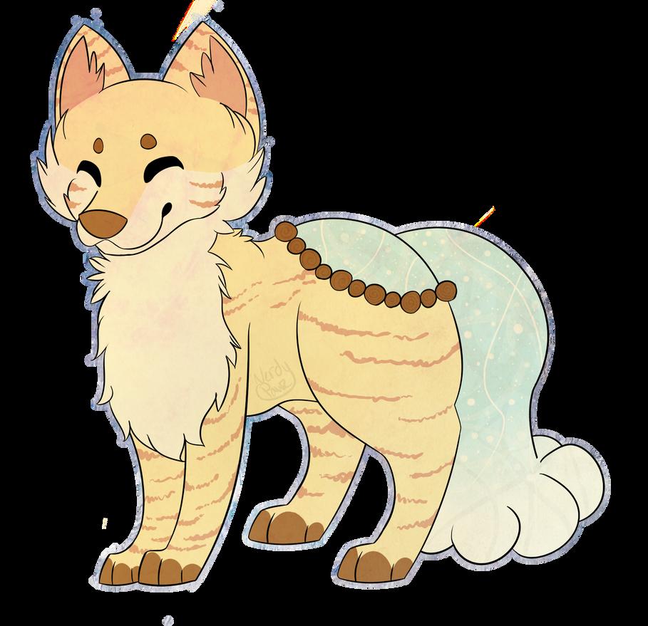 :AT: Oekaki-Cat by NerdyPawz