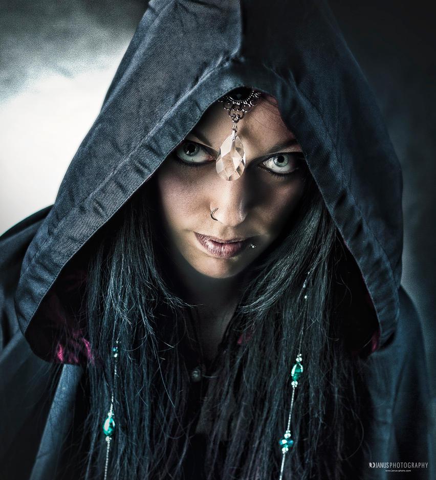 Dark Witch By Janus1810 On DeviantArt