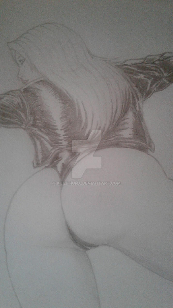 Black Canary by kueztionx