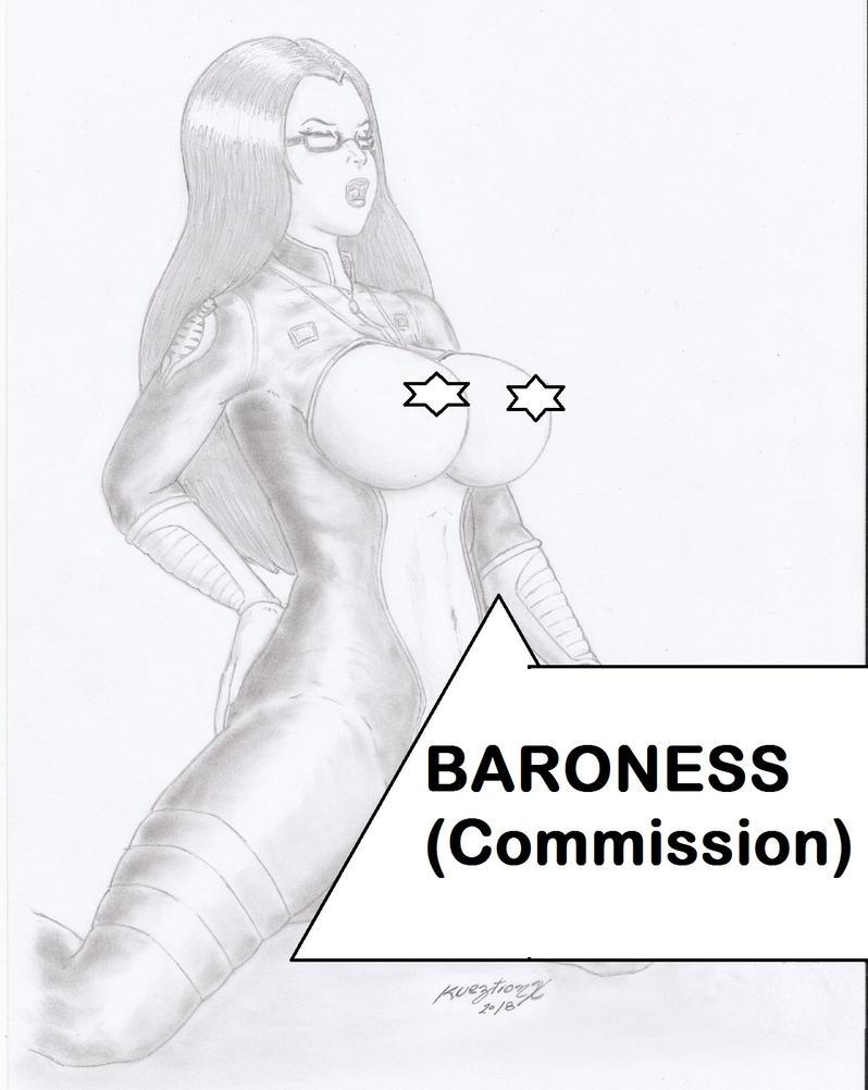 Baroness by kueztionx