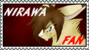 Nirawa stamp by HalfmoontheLynx