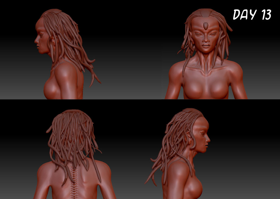 Zbrush Day 13 by dinosimplicissimus