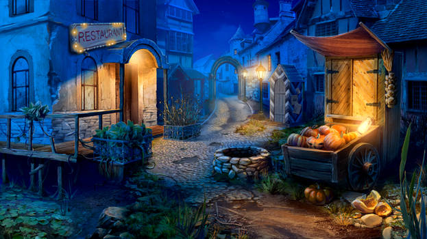 Hidden Object game location