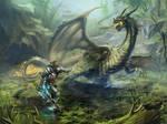 Gothic: Swamp Dragon