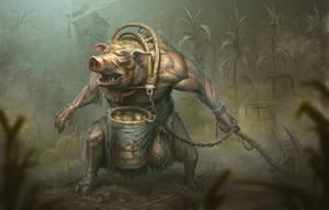 Pigman by scerg
