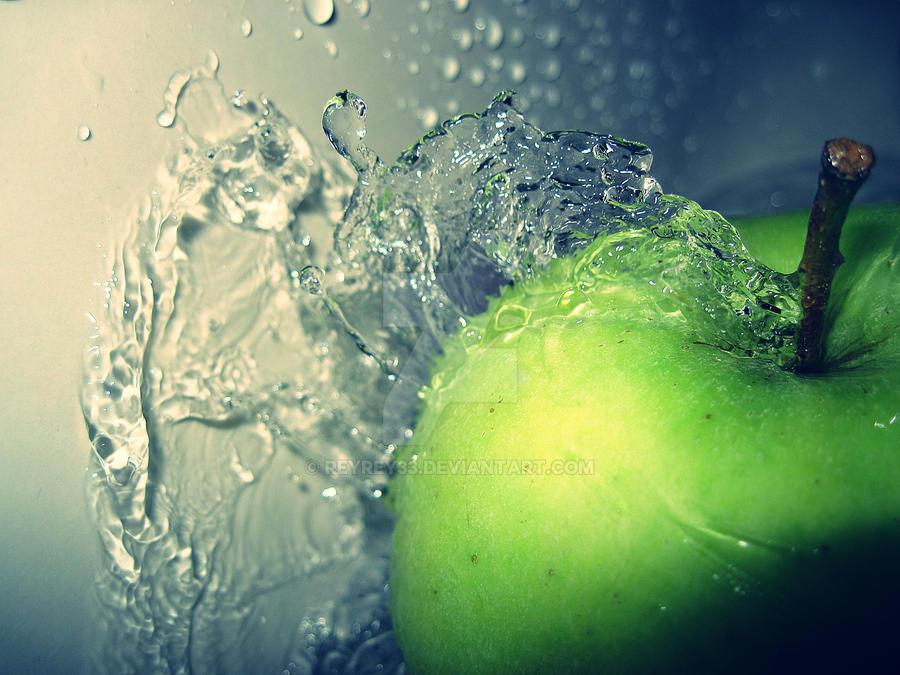 Aqua Apple