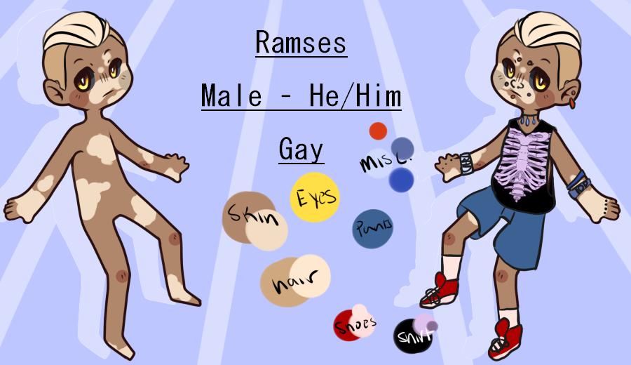 Ramses! by octohol