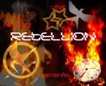 Hunger Games Rebellion V.2 by Pancakemind
