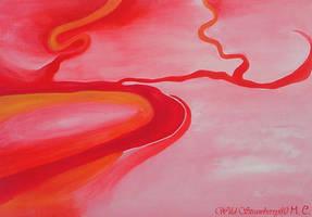 O'Keeffe, Era Rossa e Gialla_c