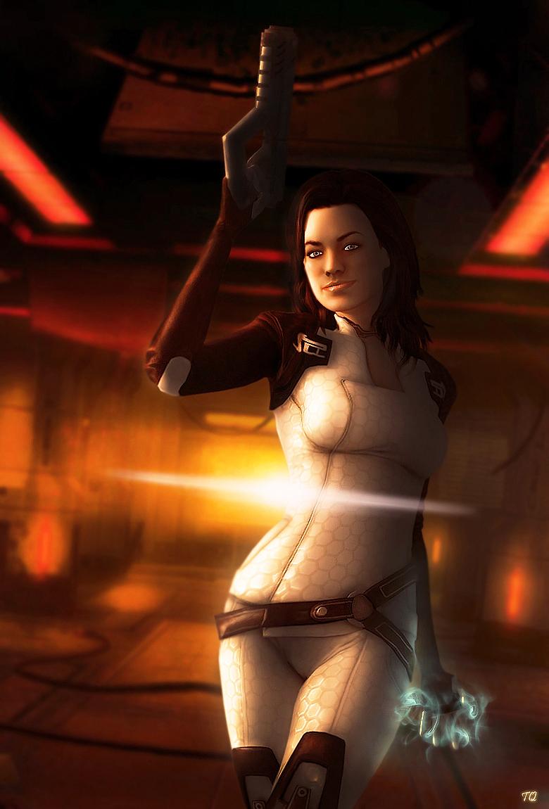 Mass Effect - Miranda by ToxicQuinn