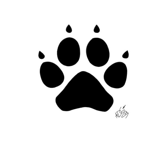 Wolf Paw Logo Wolf Paw Logo Wolf s Paw Log